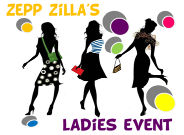 Zepp Zilla's Ladies event